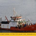 SAGAR PURVI RESEARCH VESSEL